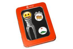 emoji Bier- und Golf-Divot-Werkzeug-Set