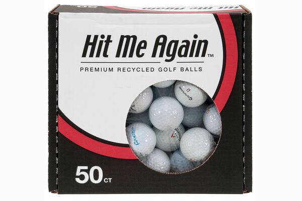Challenge Quality Lake Golfbälle 50er-Pack