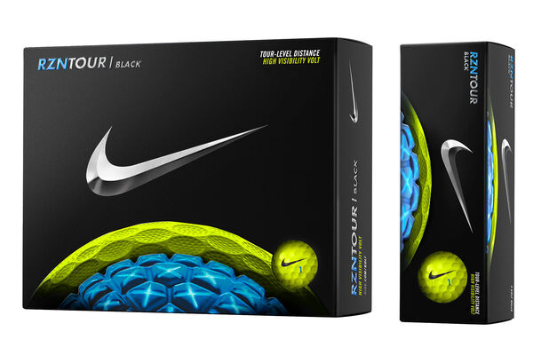 Nike RZN Tour Black 12 Pack