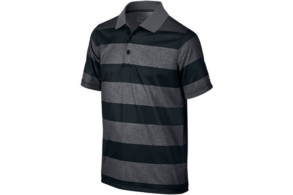 Nike Golf Bold Stripe Junior Poloshirt