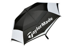 TaylorMade Double Canopy Tour 64 Regenschirm