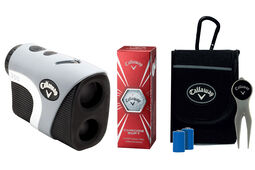 Callaway Golf Laser 300 Laser-Entfernungsmesser-Powerpack