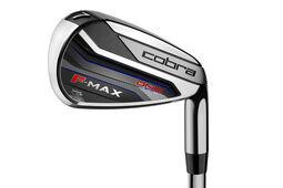 Cobra Golf F-MAX ONE Stahleisen