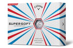 Callaway Golf Supersoft Golfbälle 12 Stück