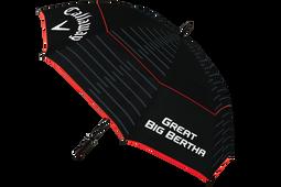 """Callaway Golf Great Big Bertha 64"""" Regenschirm"""