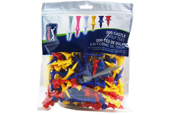 Tees PGA Tr Castel (200 pack)