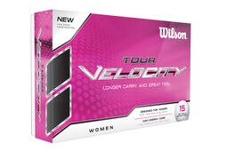 Wilson Tour Velocity 12 Stück Fur Damen