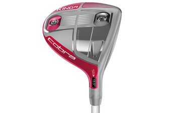 Cobra King F6 Pink Grp FW 3