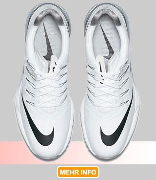 Nike Lunar Control White/Black