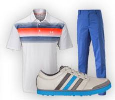 Kleidung und Schuhe