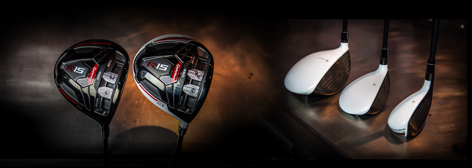 TaylorMade R15 Driver, Fairway, Rescue - January 9th 2015