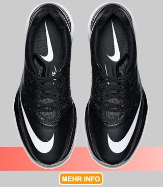 Nike Lunar Control Black/White