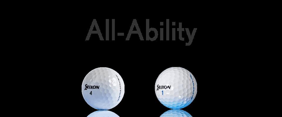 Srixon Game Improvement Golf Balls