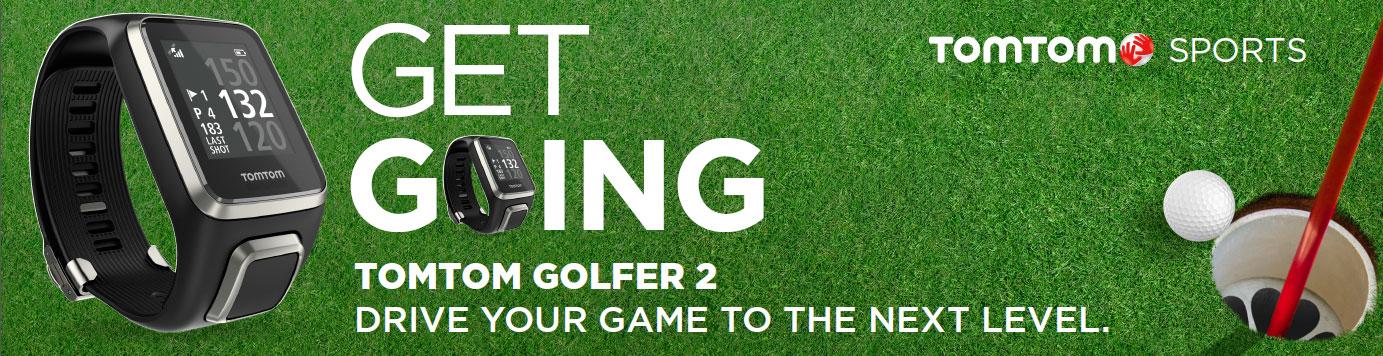 Tom Tom Golfer 2