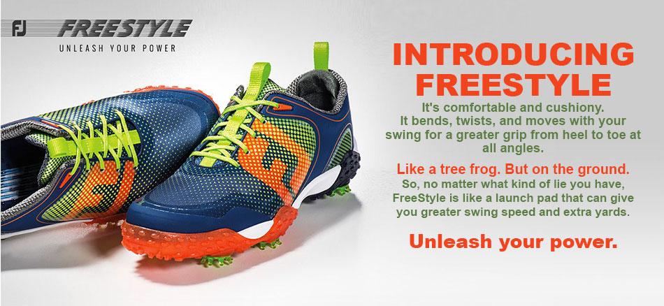Footjoy Freestyle