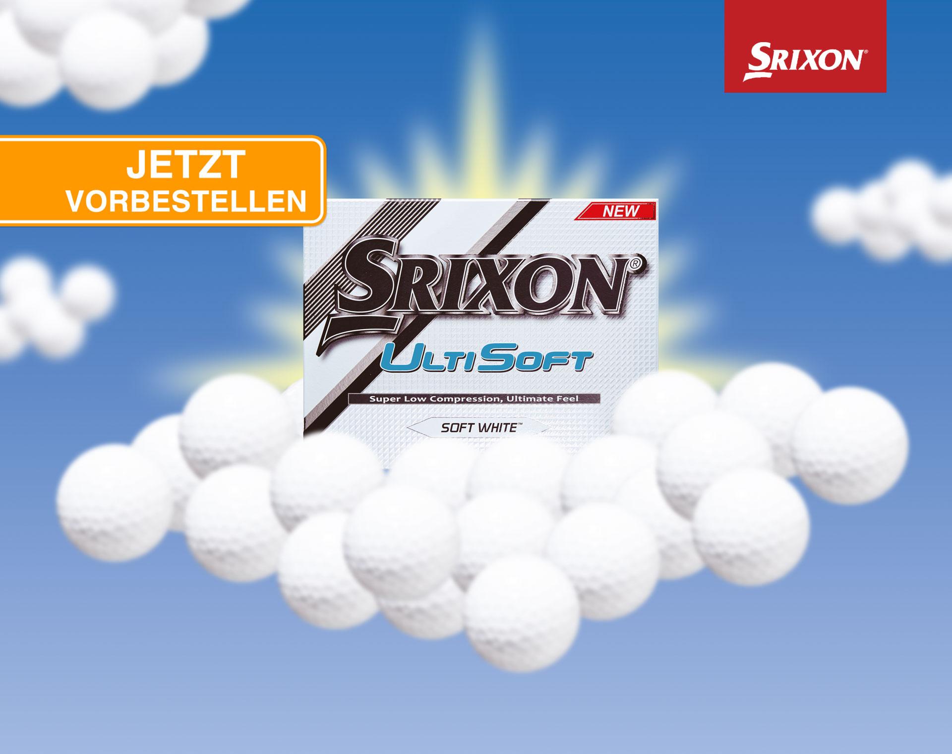 Srixon UltiSoft Golf Balls