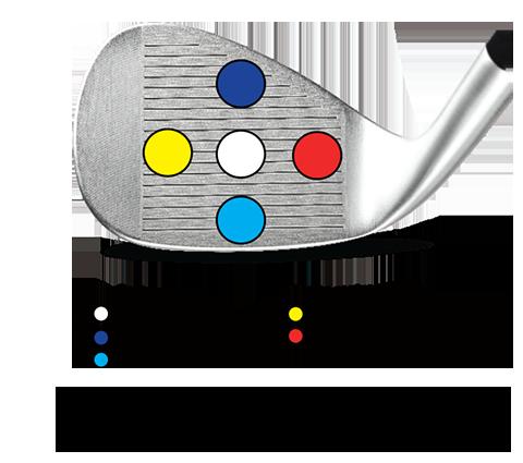 Cleveland Golf RTX-3 Wedges Schlägerkopf