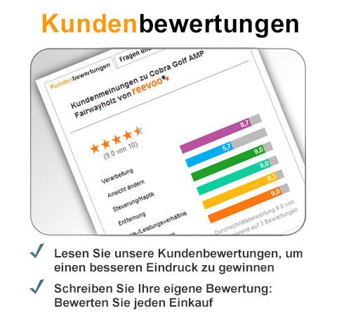 Reevoo Kundenbewertungen
