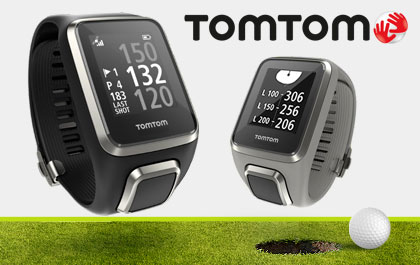 TomTom Golfer 2 Watch