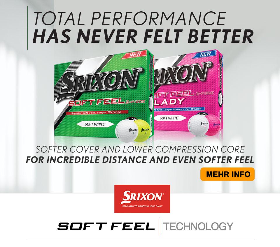 Srixon Soft Feel Golfbälle