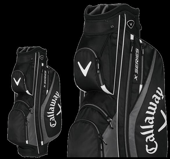 Callaway Golf X Series Golfwagentasche