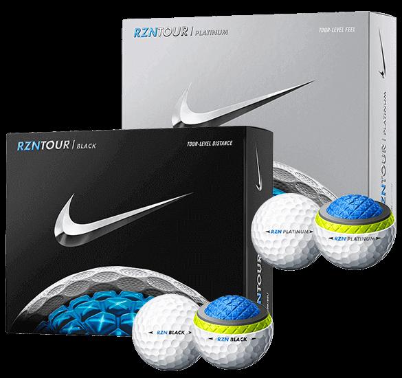 Nike Golf RZN Tour Platinum 12 Golfbälle 2016