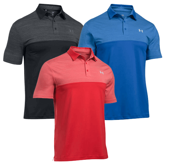 Under Armour Playoff Blocked Poloshirt