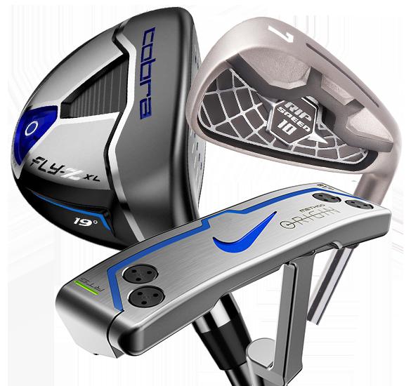 Ausverkauf Golfschläger