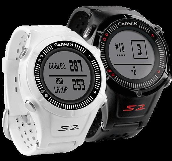 Garmin Approach S2 Golf GPS-Uhr