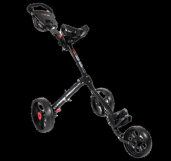Masters Golf Schiebetrolley der Serie 5 mit drei Rädern