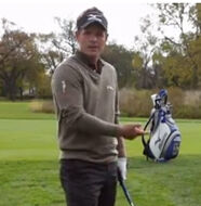Luke Donald Mizuno Masterclass - Teil 3/Hoher Pitch mit weicher Landung - Video