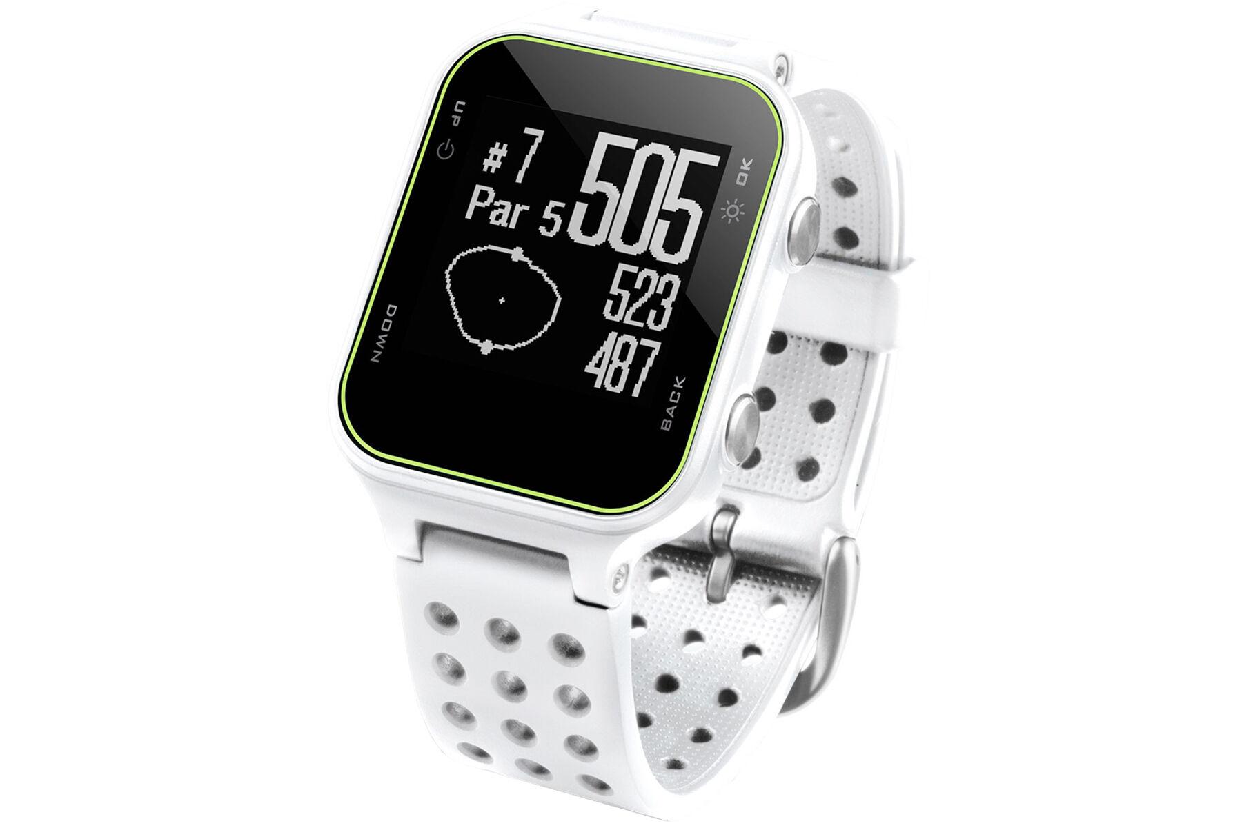 Garmin X10 Gps Entfernungsmesser : Uhr garmin approach gps golf wrist heart rate limelight blau