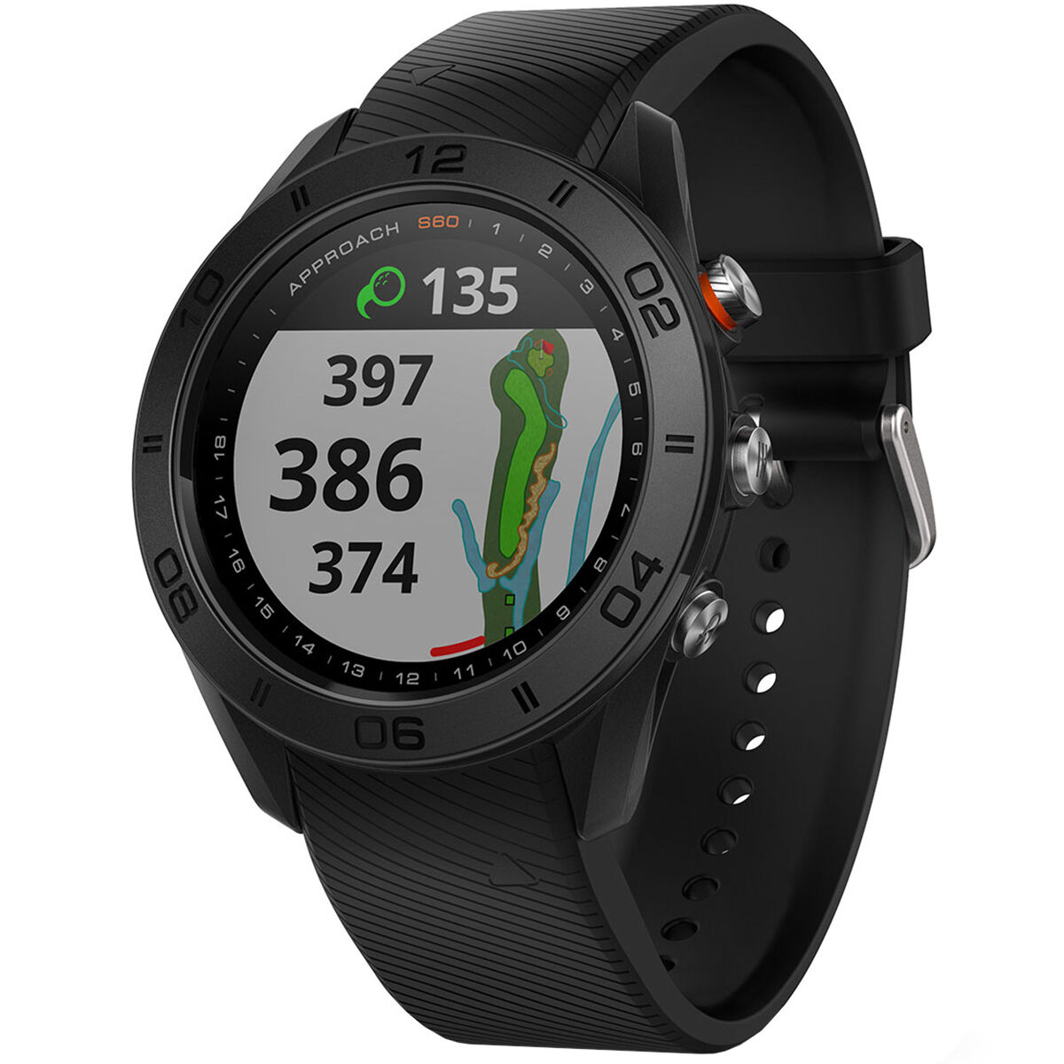 GARMIN APPROACH S60 GOLF GPS-UHR