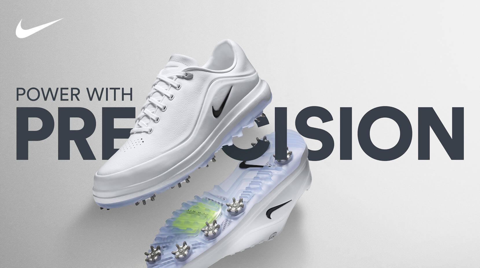 Nike Golf Air Zoom Precision Schuhe
