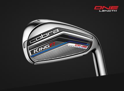 Buy Cobra King F7 Irons - One Length