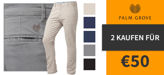 Buy 2 Palm Grove Chinos
