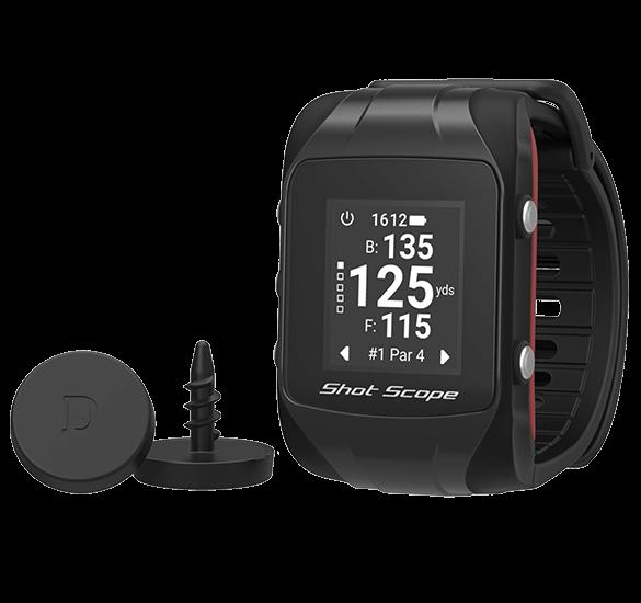 Shot Scope V2 Smart GPS Uhr
