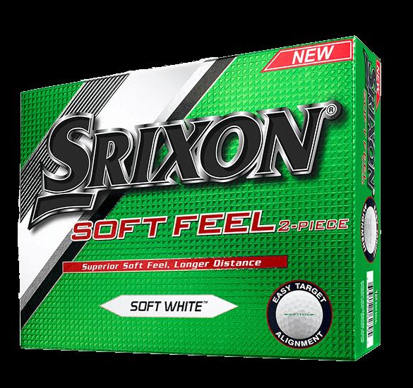 Srixon Soft Feel Golfbälle 12 Stück 2016